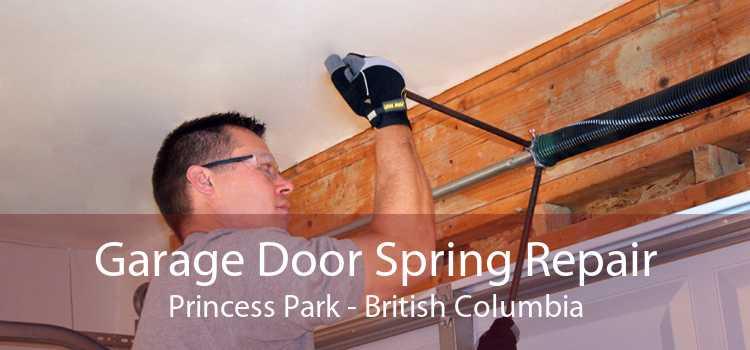 Garage Door Spring Repair Princess Park - British Columbia