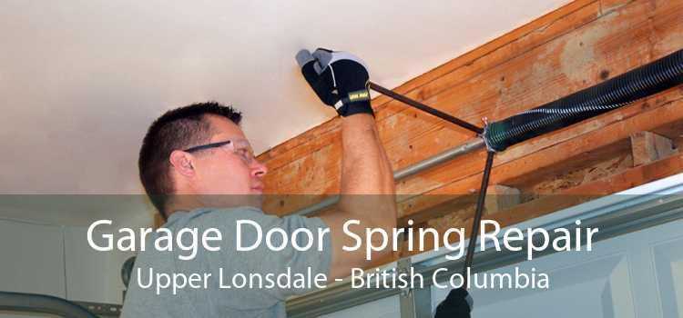 Garage Door Spring Repair Upper Lonsdale - British Columbia