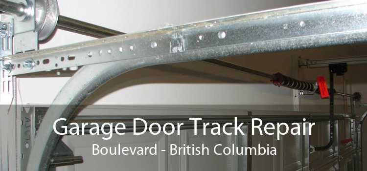 Garage Door Track Repair Boulevard - British Columbia