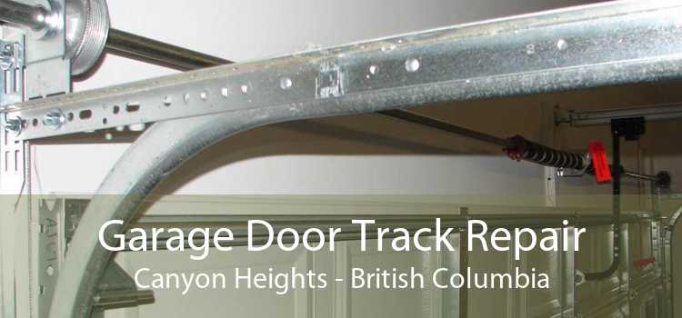 Garage Door Track Repair Canyon Heights - British Columbia