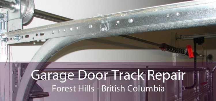 Garage Door Track Repair Forest Hills - British Columbia