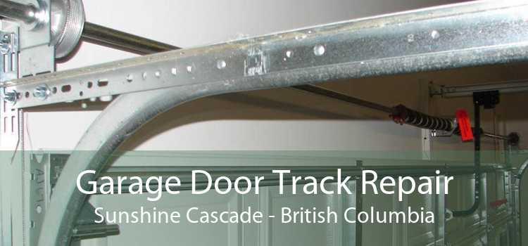 Garage Door Track Repair Sunshine Cascade - British Columbia