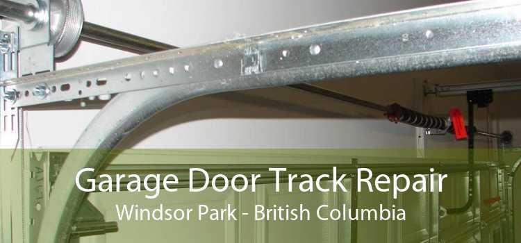 Garage Door Track Repair Windsor Park - British Columbia