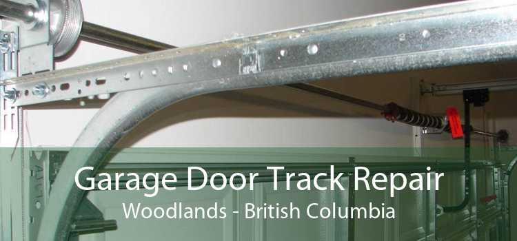 Garage Door Track Repair Woodlands - British Columbia