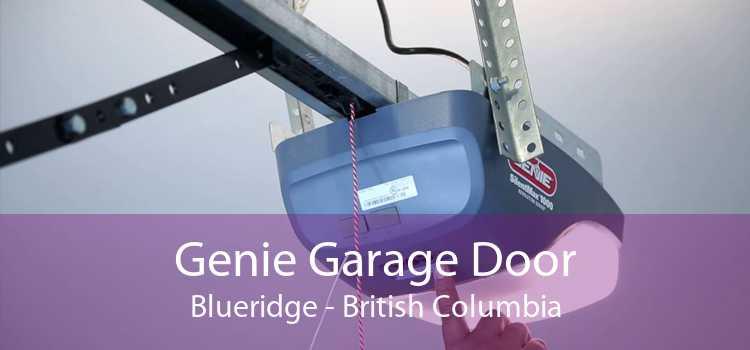 Genie Garage Door Blueridge - British Columbia