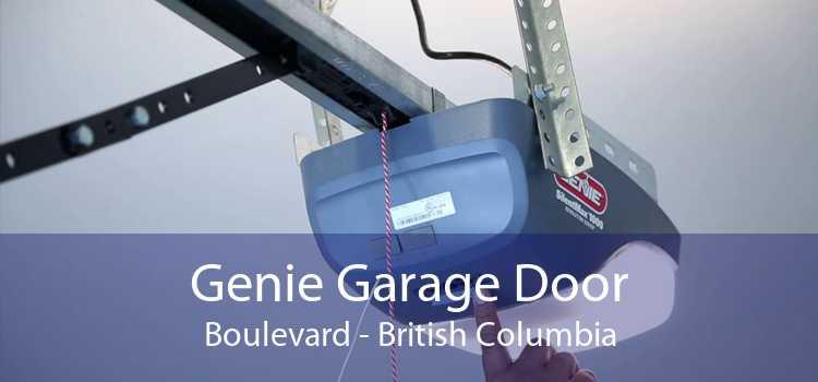 Genie Garage Door Boulevard - British Columbia