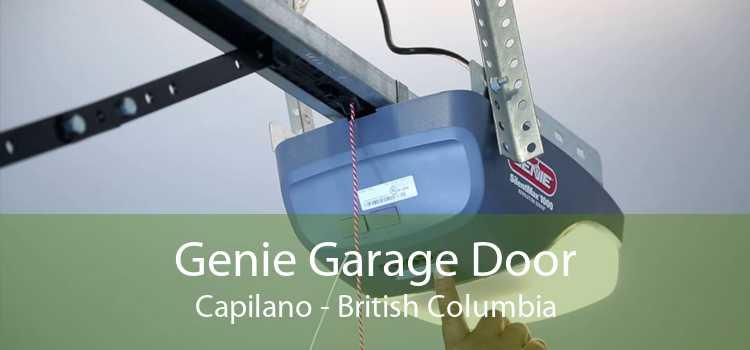 Genie Garage Door Capilano - British Columbia