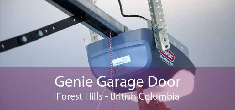 Genie Garage Door Forest Hills - British Columbia