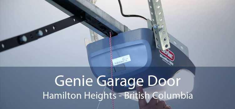 Genie Garage Door Hamilton Heights - British Columbia
