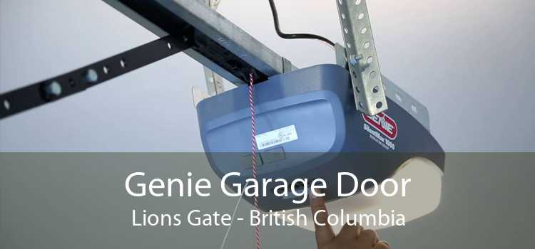 Genie Garage Door Lions Gate - British Columbia