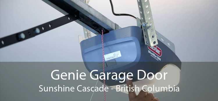 Genie Garage Door Sunshine Cascade - British Columbia