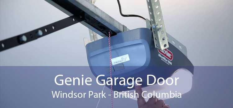 Genie Garage Door Windsor Park - British Columbia
