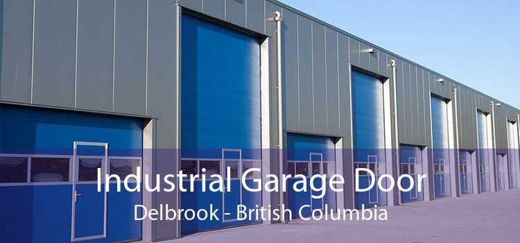 Industrial Garage Door Delbrook - British Columbia