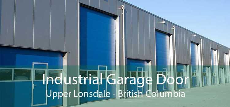 Industrial Garage Door Upper Lonsdale - British Columbia