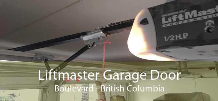 Liftmaster Garage Door Boulevard - British Columbia