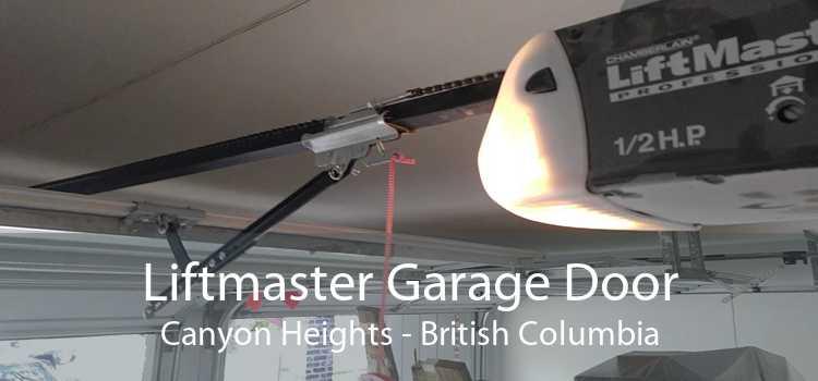 Liftmaster Garage Door Canyon Heights - British Columbia