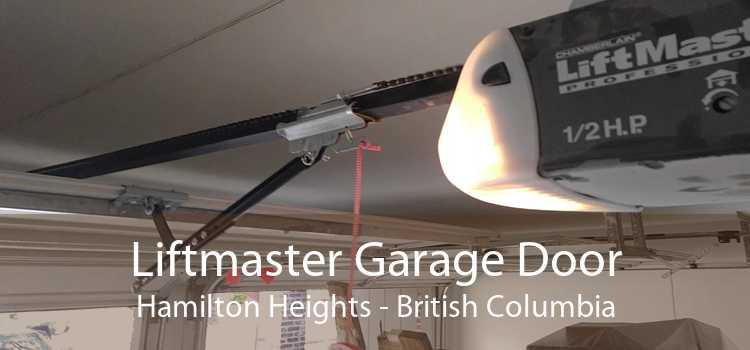 Liftmaster Garage Door Hamilton Heights - British Columbia
