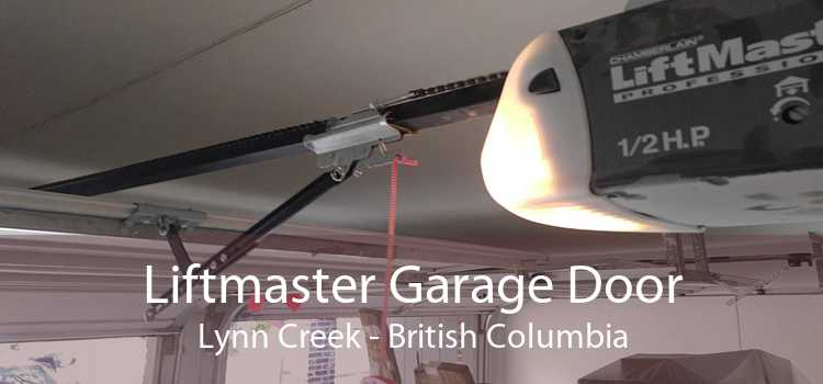 Liftmaster Garage Door Lynn Creek - British Columbia