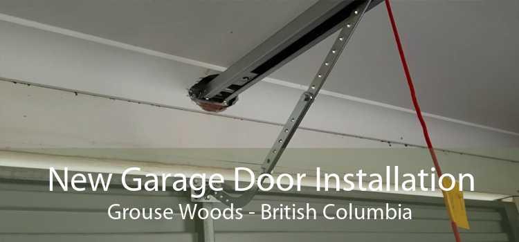 New Garage Door Installation Grouse Woods - British Columbia