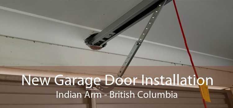 New Garage Door Installation Indian Arm - British Columbia