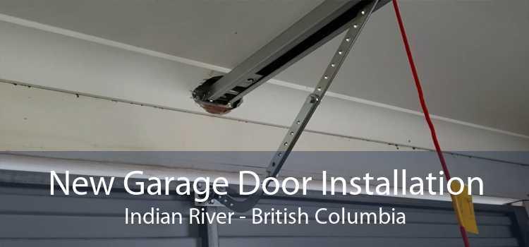 New Garage Door Installation Indian River - British Columbia