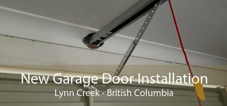 New Garage Door Installation Lynn Creek - British Columbia