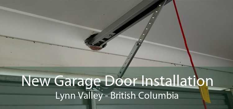 New Garage Door Installation Lynn Valley - British Columbia
