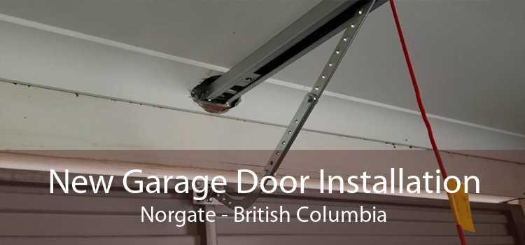 New Garage Door Installation Norgate - British Columbia