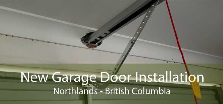 New Garage Door Installation Northlands - British Columbia