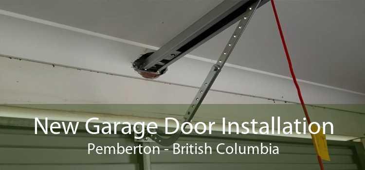New Garage Door Installation Pemberton - British Columbia