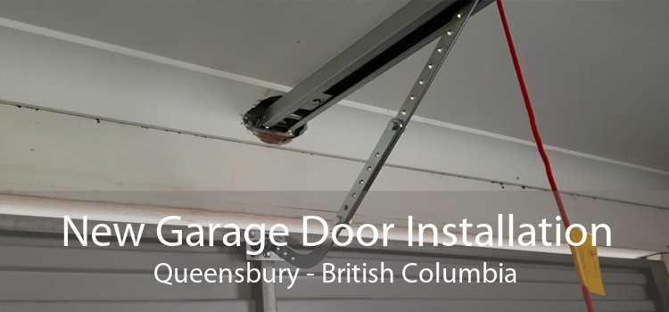 New Garage Door Installation Queensbury - British Columbia