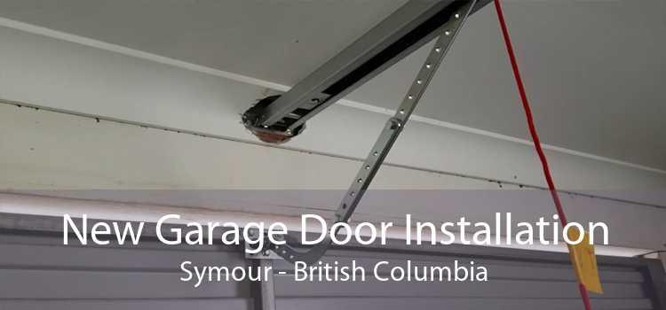 New Garage Door Installation Symour - British Columbia