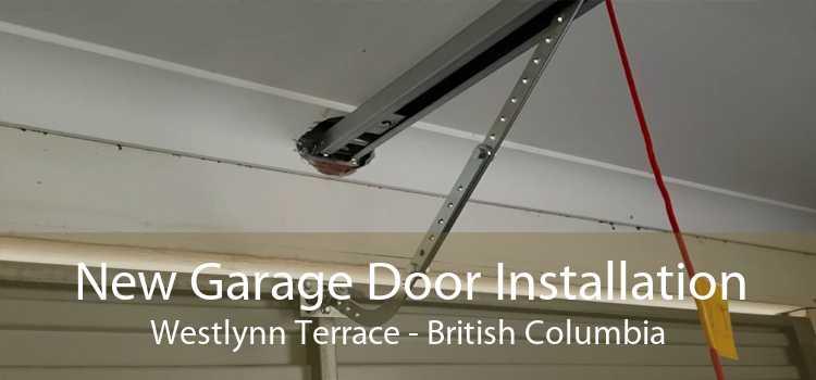 New Garage Door Installation Westlynn Terrace - British Columbia