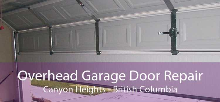 Overhead Garage Door Repair Canyon Heights - British Columbia