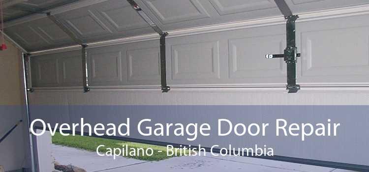 Overhead Garage Door Repair Capilano - British Columbia