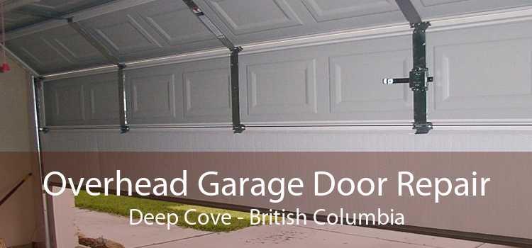 Overhead Garage Door Repair Deep Cove - British Columbia