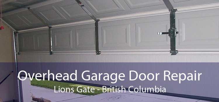 Overhead Garage Door Repair Lions Gate - British Columbia