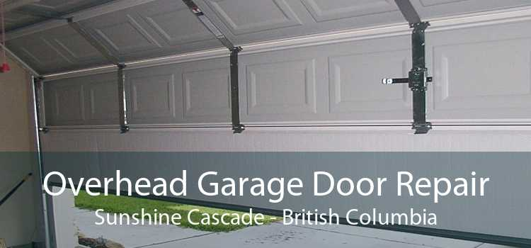 Overhead Garage Door Repair Sunshine Cascade - British Columbia
