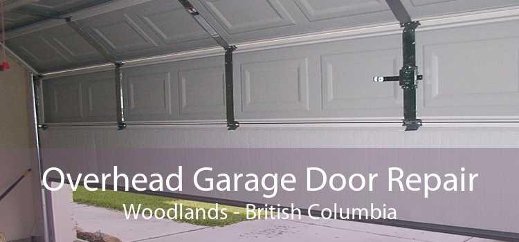Overhead Garage Door Repair Woodlands - British Columbia