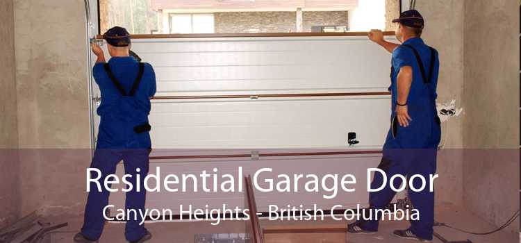 Residential Garage Door Canyon Heights - British Columbia