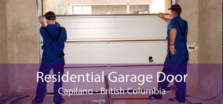 Residential Garage Door Capilano - British Columbia