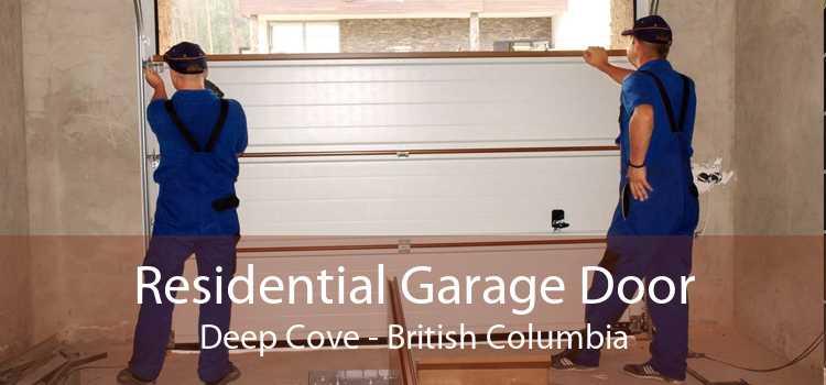 Residential Garage Door Deep Cove - British Columbia