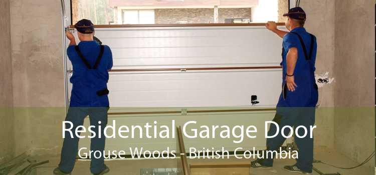 Residential Garage Door Grouse Woods - British Columbia