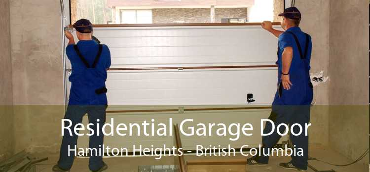 Residential Garage Door Hamilton Heights - British Columbia