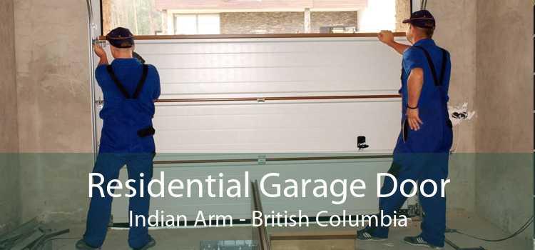 Residential Garage Door Indian Arm - British Columbia