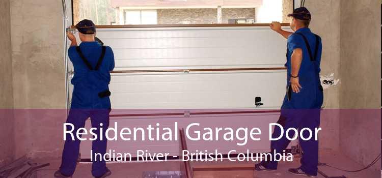 Residential Garage Door Indian River - British Columbia