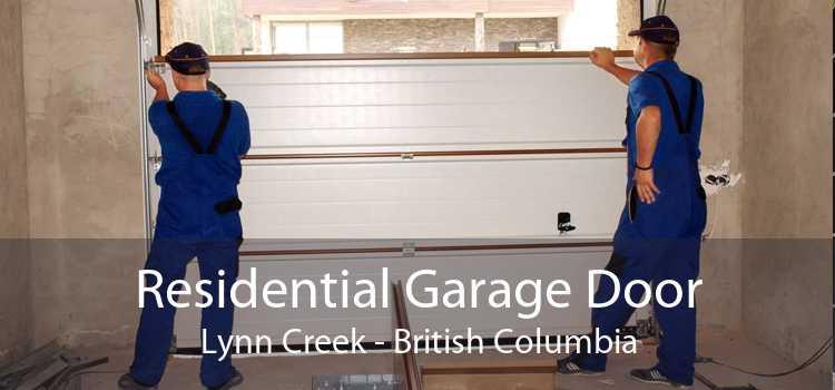Residential Garage Door Lynn Creek - British Columbia