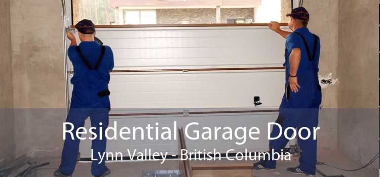 Residential Garage Door Lynn Valley - British Columbia