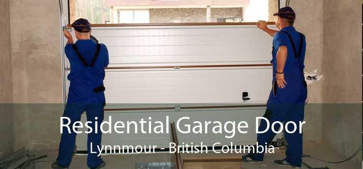 Residential Garage Door Lynnmour - British Columbia