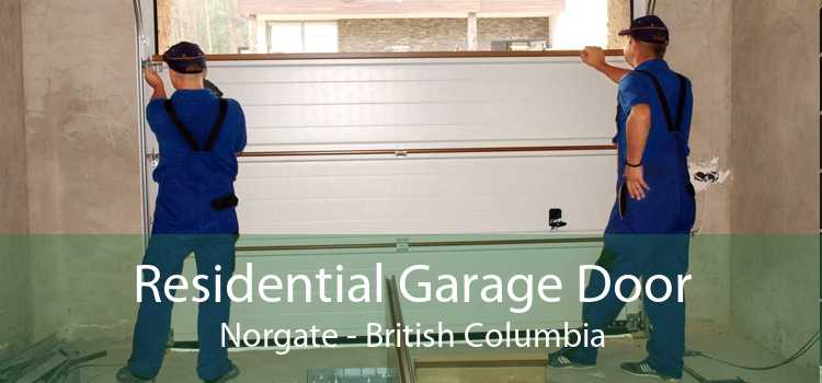 Residential Garage Door Norgate - British Columbia